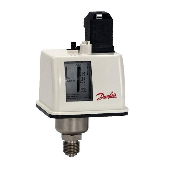 BCP, Pressure controller/ Pressure limiter