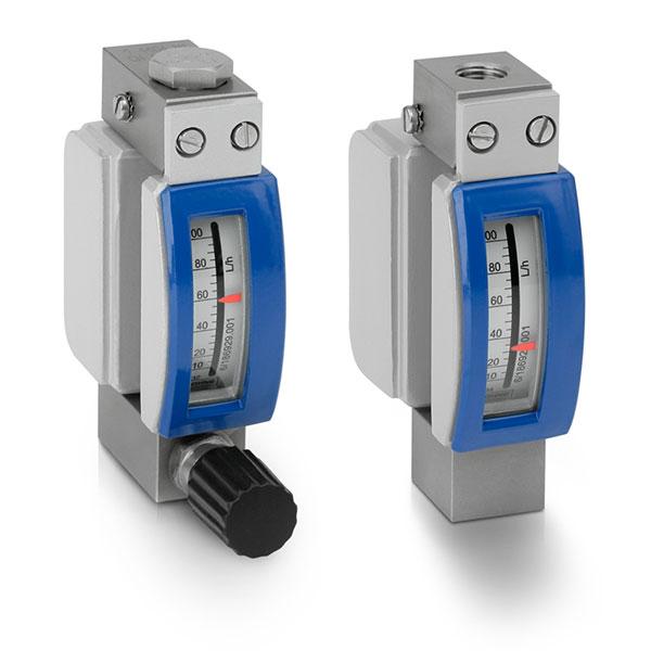 Variable Area Flowmeters – DK 32   DK 34
