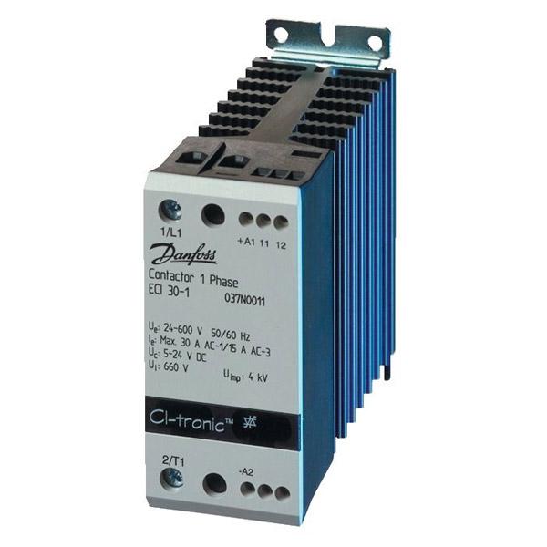 ECI, CI-tronic™ electronic contactors
