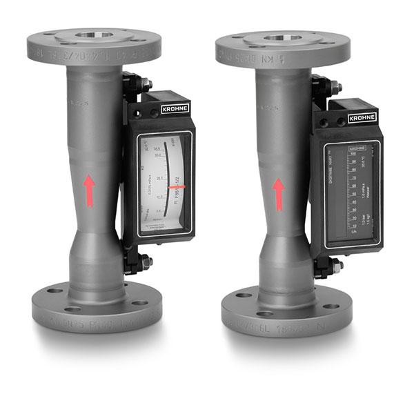 Variable Area Flowmeters – H250 M8