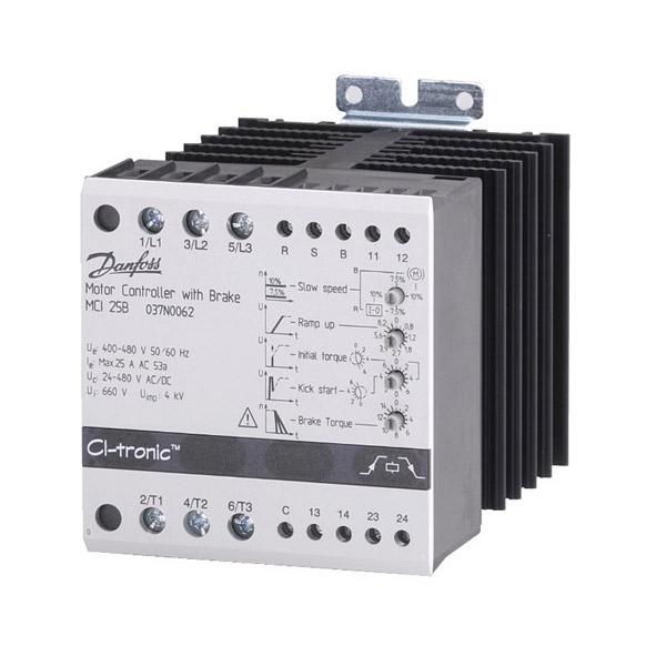 MCI, CI-tronic™ soft starters