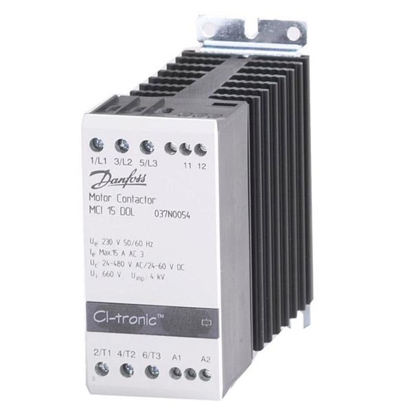 MCI DOL, CI-tronic™ motor contactors