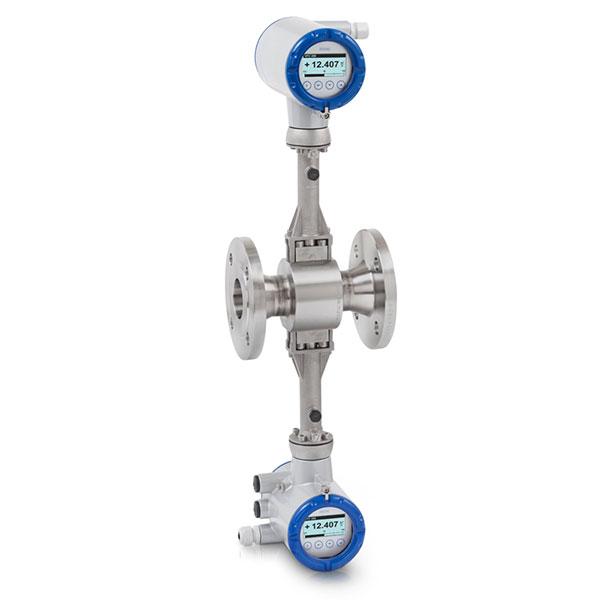 Vortex Flowmeter – OPTISWIRL Dual Version