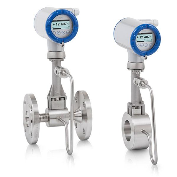 Vortex Flowmeter – OPTISWIRL Pressure/Temperature compensated Version