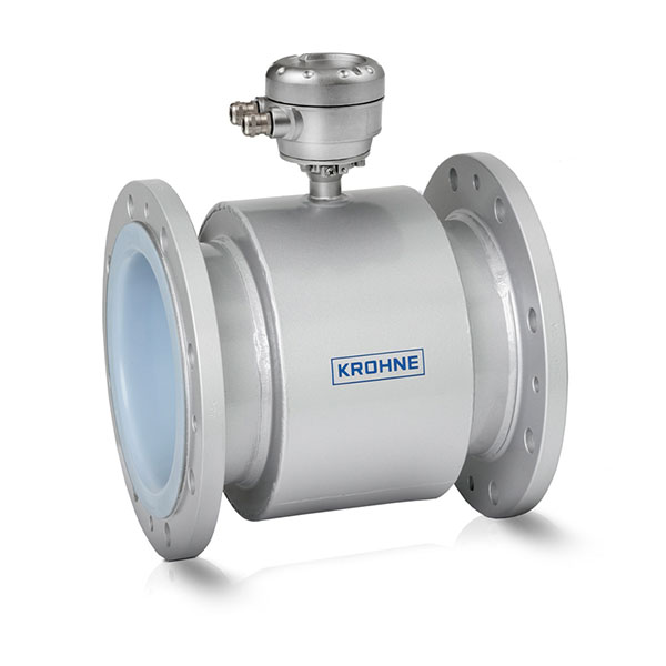 Electromagnetic flowmeters for industrial nuclear applications – POWERFLUX 4000
