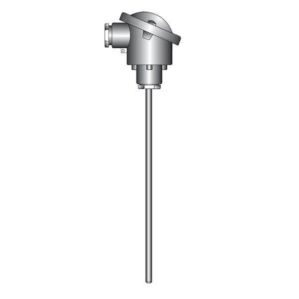 TCA-M40 Mineral insulated thermocouple