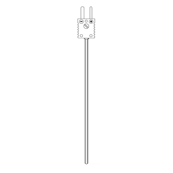 TCA-M50 Mineral insulated thermocouple