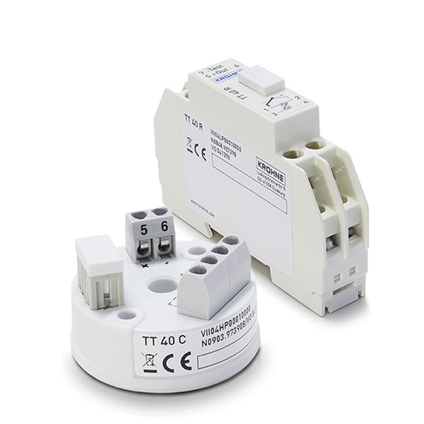 Temperature Measurement – OPTITEMP TT 40 C/R Transmitter